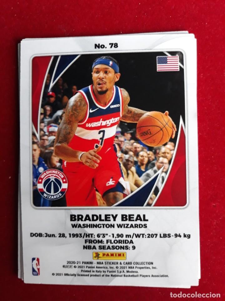 NBA 2020 - 2021 PANINI CARD Nº 78 BEAL (Coleccionismo Deportivo - Cromos otros Deportes)