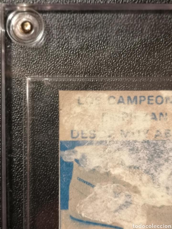 Coleccionismo deportivo: MICHAEL JORDAN CHICAGO BULLS ROOKIE CARD BALONCESTO 1986-1987 CONVERSE NBA MERCHANTE N. 163. - Foto 8 - 254992055
