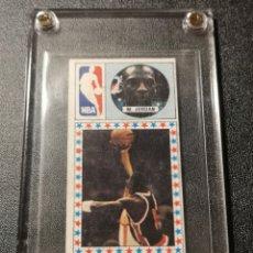 Coleccionismo deportivo: CROMO DE MICHAEL JORDAN CHICAGO BULLS ROOKIE CARD BALONCESTO 1986-1987 CONVERSE NBA MERCHANTE N. 163. Lote 254992055