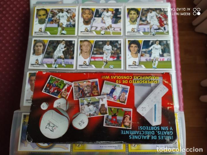 Coleccionismo deportivo: CAJA SIN ABRIR 50 SOBRES LIGA 2007-2008 CON MESSI, EDICIONES ESTADIO - Foto 3 - 255009925