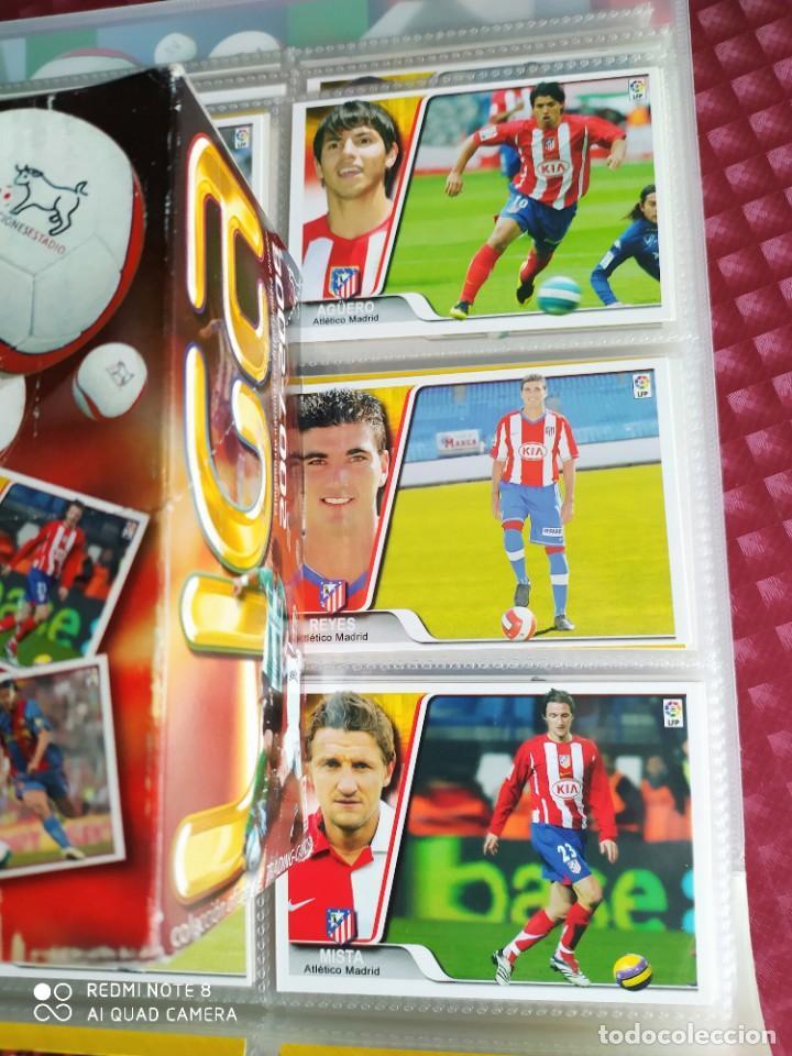 Coleccionismo deportivo: CAJA SIN ABRIR 50 SOBRES LIGA 2007-2008 CON MESSI, EDICIONES ESTADIO - Foto 4 - 255009925
