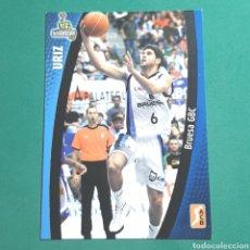 Coleccionismo deportivo: (51.7) CROMO PANINI - ACB 2008-2009 - (BRUESA GBC) - N°24 URIZ. Lote 255425855
