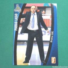 Coleccionismo deportivo: (51.7) CROMO PANINI - ACB 2008-2009 - (BRUESA GBC) - N°21 PABLO LASO. Lote 255427550