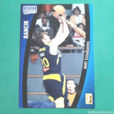 Coleccionismo deportivo: (51.7) CROMO PANINI - ACB 2008-2009 - (MMT ESTUDIANTES) - N°173 RANCIK. Lote 255431730