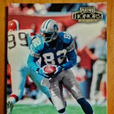 Coleccionismo deportivo: CROMO NÚMERO 29 - NFL - RUGBY - PLAYOFF - AÑO 2002 - GERMANE CROWELL.. Lote 257286000