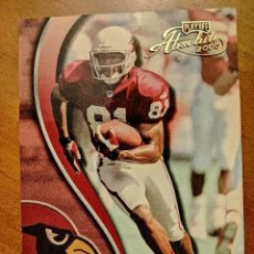 Coleccionismo deportivo: CROMO NÚMERO 1 - NFL - RUGBY - PLAYOFF - AÑO 2000 - FRANK SANDERS.. Lote 257311860
