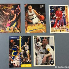 Coleccionismo deportivo: CHRIS MULLIN LOTE NBA Nº 5 TRADING CARDS. Lote 257714970