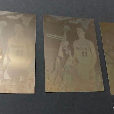 Coleccionismo deportivo: HOLOGRAMAS NBA TRADING CARDS LOTE. Lote 257720645