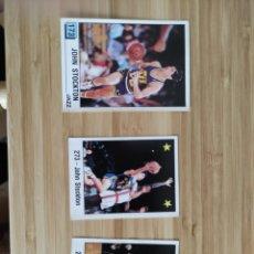 Coleccionismo deportivo: CROMOS JOHN STOCKTON. Lote 257729725