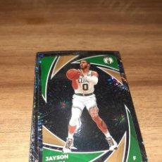 Coleccionismo deportivo: CROMO BALONCESTO NBA, TEMPORADA 2020/21, EDITORIAL PANINI, JAYSON TATUM, Nº 121. Lote 257736720
