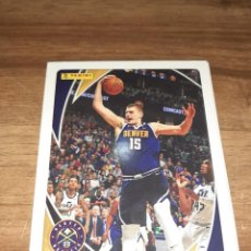 Collezionismo sportivo: CARD BALONCESTO NBA, TEMPORADA 2020/21, EDITORIAL PANINI, NIKOLA JOKIC, Nº 29. Lote 268275279