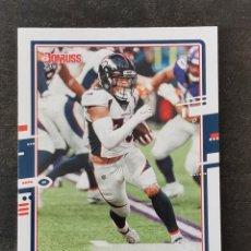 Coleccionismo deportivo: PANINI DONRUSS 2020 #88 PHILLIP LINDSAY DENVER BRONCOS NFL CARD. Lote 263163215
