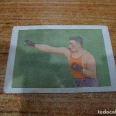 Coleccionismo deportivo: CROMO CHOCOLATES AMATLLER BOXEO Nº 36. Lote 265839009