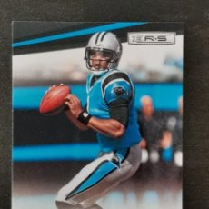 Colecionismo desportivo: PANINI ROOKIES AND STARS 2012 #20 CAM NEWTON CAROLINA PANTHERS NFL CARD. Lote 268116929