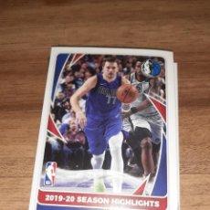 Collezionismo sportivo: CROMO BALONCESTO NBA, TEMPORADA 2020/21, EDITORIAL PANINI, LUKA DONCIC, Nº 4. Lote 268430699