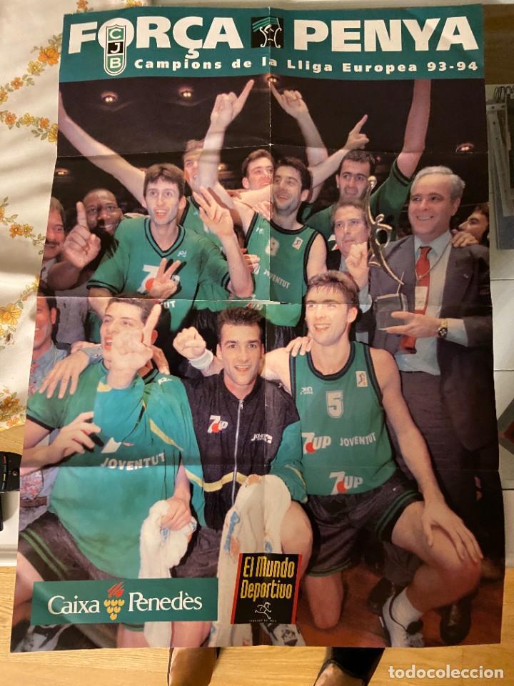 JUVENTUD CAMPEON LIGA EUROPEA (Coleccionismo Deportivo - Cromos otros Deportes)