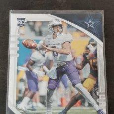 Coleccionismo deportivo: PANINI ABSOLUTE 2020 ROOKIE CARD #110 BEN DINUCCI DALLAS COWBOYS NFL CARD. Lote 268950729