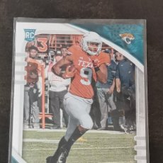 Coleccionismo deportivo: PANINI ABSOLUTE 2020 ROOKIE CARD #121 COLLIN JOHNSON JACKSONVILLE JAGUARS NFL CARD. Lote 268950994