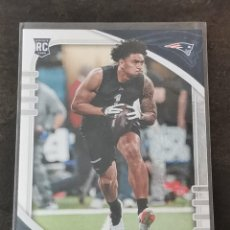 Coleccionismo deportivo: PANINI ABSOLUTE 2020 ROOKIE CARD #131 DEVIN ASIASI NEW ENGLAND PATRIOTS NFL CARD. Lote 268951364