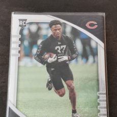 Coleccionismo deportivo: PANINI ABSOLUTE 2020 ROOKIE CARD #125 DARNELL MOONEY CHICAGO BEARS NFL CARD. Lote 268951479