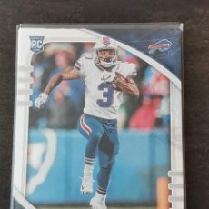 Coleccionismo deportivo: PANINI ABSOLUTE 2020 ROOKIE CARD #136 GABRIEL DAVIS BUFFALO BILLS NFL CARD. Lote 268951884