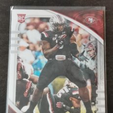 Coleccionismo deportivo: PANINI ABSOLUTE 2020 ROOKIE CARD #152 JAVON KINLAW SAN FRANCISCO 49ERS NFL CARD. Lote 268952299