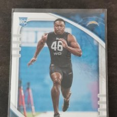 Coleccionismo deportivo: PANINI ABSOLUTE 2020 ROOKIE CARD #159 JOE REED LOS ANGELES CHARGERS NFL CARD. Lote 268952394