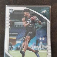 Coleccionismo deportivo: PANINI ABSOLUTE 2020 ROOKIE CARD #160 JOHN HIGHTOWER IV PHILADELPHIA EAGLES NFL CARD. Lote 268952709