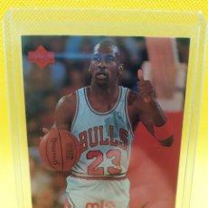 Coleccionismo deportivo: MICHAEL JORDAN 13 NBA UPPER DECK MJX 1998 CHICAGO BULLS. Lote 269002609
