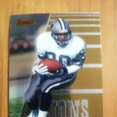 Coleccionismo deportivo: CROMO NÚMERO 34 - NFL - RUGBY - AÑO 1996 - TOPPS BOWMAN´S BEST - BRETT PERRIMAN. Lote 269960368