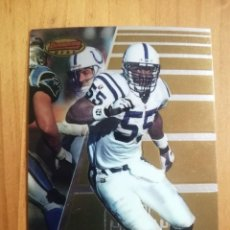 Coleccionismo deportivo: CROMO NÚMERO 39 - NFL - RUGBY - AÑO 1996 - TOPPS BOWMAN´S BEST - QUENTIN CORYATT. Lote 269961308