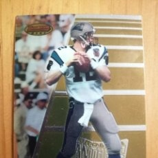 Coleccionismo deportivo: CROMO NÚMERO 40 - NFL - RUGBY - AÑO 1996 - TOPPS BOWMAN´S BEST - KERRY COLLINS. Lote 269961513