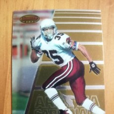 Coleccionismo deportivo: CROMO NÚMERO 41 - NFL - RUGBY - AÑO 1996 - TOPPS BOWMAN´S BEST - AENEAS WILLIAMS. Lote 269961773