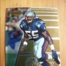 Coleccionismo deportivo: CROMO NÚMERO 44 - NFL - RUGBY - AÑO 1996 - TOPPS BOWMAN´S BEST - WILLIE MCGINEST. Lote 269962163