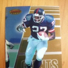 Coleccionismo deportivo: CROMO NÚMERO 45 - NFL - RUGBY - AÑO 1996 - TOPPS BOWMAN´S BEST - RODNEY HAMPTON. Lote 269962358
