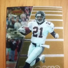 Coleccionismo deportivo: CROMO NÚMERO 53 - NFL - RUGBY - AÑO 1996 - TOPPS BOWMAN´S BEST - ERIC METCALF. Lote 269962703