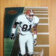 Coleccionismo deportivo: CROMO NÚMERO 63 - NFL - RUGBY - AÑO 1996 - TOPPS BOWMAN´S BEST - MICHAEL JACKSON. Lote 269962878