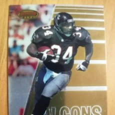 Coleccionismo deportivo: CROMO NÚMERO 79 - NFL - RUGBY - AÑO 1996 - TOPPS BOWMAN´S BEST - CRAIG HEYWARD. Lote 269963383