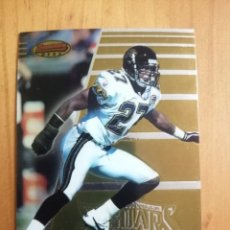 Coleccionismo deportivo: CROMO NÚMERO 83 - NFL - RUGBY - AÑO 1996 - TOPPS BOWMAN´S BEST - VINNIE CLARK. Lote 269963528
