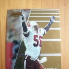 Coleccionismo deportivo: CROMO NÚMERO 88 - NFL - RUGBY - AÑO 1996 - TOPPS BOWMAN´S BEST - HARDY NICKERSON. Lote 269963948