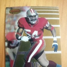 Coleccionismo deportivo: CROMO NÚMERO 98 - NFL - RUGBY - AÑO 1996 - TOPPS BOWMAN´S BEST - LEE WOODALL. Lote 269964543