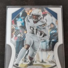 Coleccionismo deportivo: PANINI PRIZM 2019 #218 MIKE WILLIAMS LOS ANGELES CHARGERS NFL CARD. Lote 270363613