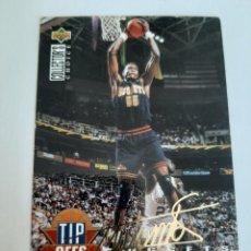 Coleccionismo deportivo: CROMO NBA BALONCESTO DIKEMBE MUTOMBO. Lote 270368613
