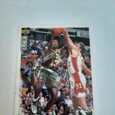 Coleccionismo deportivo: CROMO NBA BALONCESTO KENDALL GILL. Lote 270369388