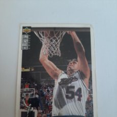 Coleccionismo deportivo: CROMO NBA BALONCESTO MIKE PEPLOWSKI. Lote 270369603