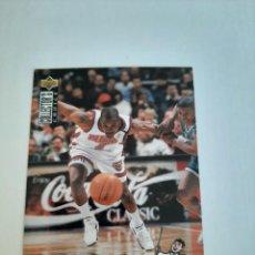 Coleccionismo deportivo: CROMO NBA BALONCESTO KENNY ANDERSON. Lote 270369808