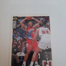 Coleccionismo deportivo: CROMO NBA BALONCESTO CLARENCE WEATHERSPOON. Lote 270371478