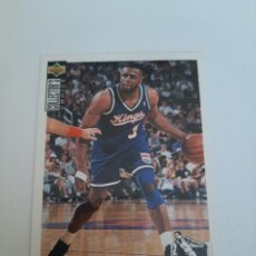 Coleccionismo deportivo: CROMO NBA BALONCESTO RANDY BROWN. Lote 270371563