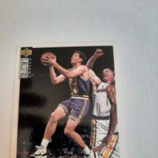 Coleccionismo deportivo: CROMO NBA BALONCESTO JEFF HORNACEK. Lote 270371713