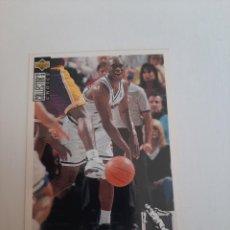 Coleccionismo deportivo: CROMO NBA BALONCESTO MITCH RICHMOND. Lote 270372018
